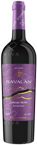 SAVALAN Cabernet Merlot Red Semi Sweet  0.75 l